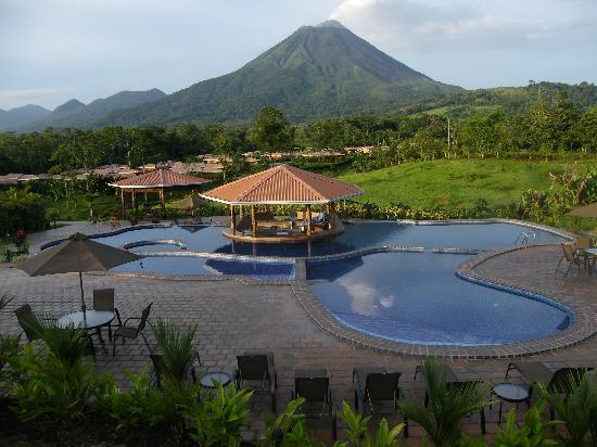 Arenal Manoa Hotel: piscina