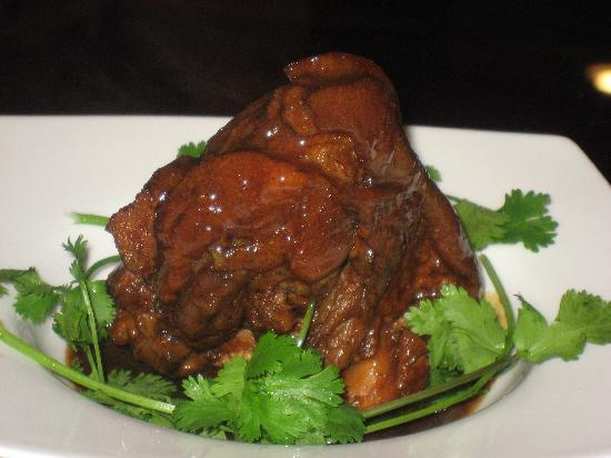 Jai Yun : Five-Spice Braised Pork Leg