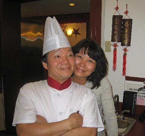 """Jai Yun : Chef Nei' Chia Ji and Longtime Assistance """"Wing"""""""