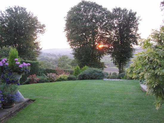Spinneycross: Beautiful views of sunset