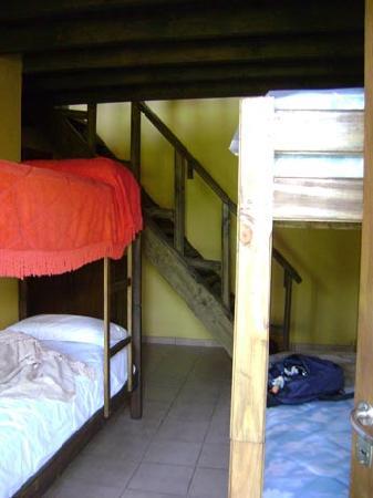 La Strada: habitacion de abajo, a fin de cuentas es solo un pasillo