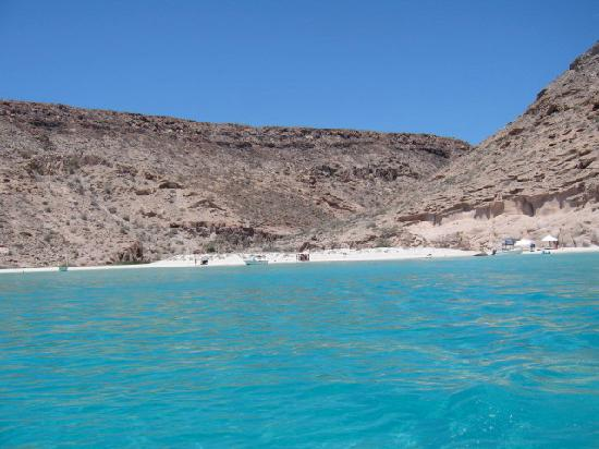 Hotel Mediterrane: Beach Espiritu Santo