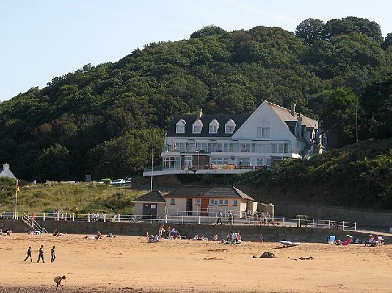 Prince of Wales: View From The Beach