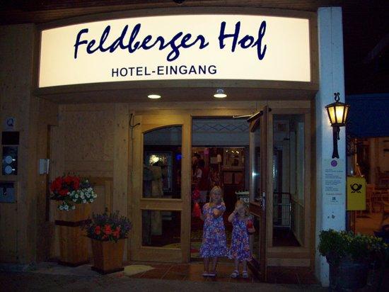 Familien- & Sporthotel Feldberger Hof: Eingang