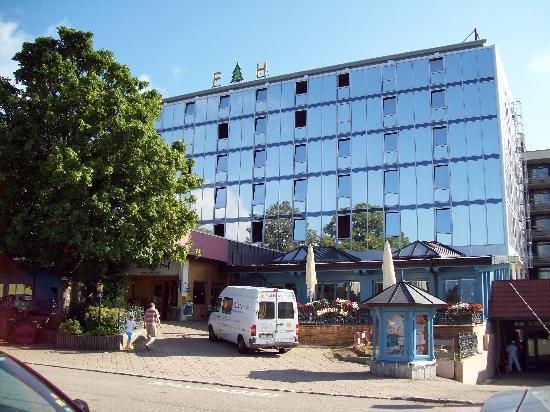 Familien- & Sporthotel Feldberger Hof: Das Hotel