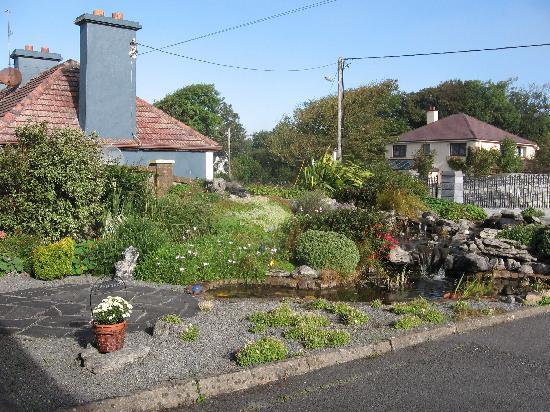 Oranmore, Irlanda: il giardinetto zen