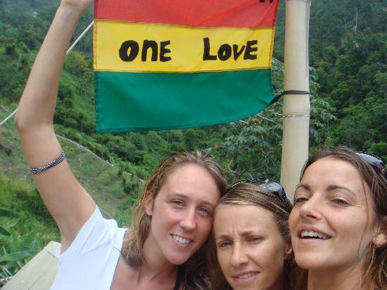 Mount Edge Guest House: one love