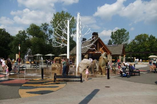 Minnesota Zoo: Splash Pad
