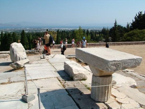Kos-Stad, Griekenland: Asklepieion near Kos Town The most important archeological sight