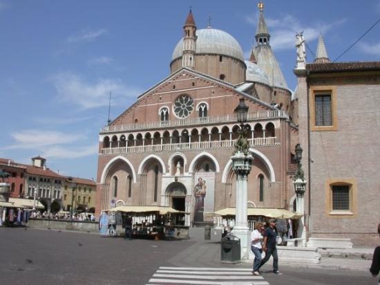Basilica di Sant'Antonio - Basilica del Santo: Padova