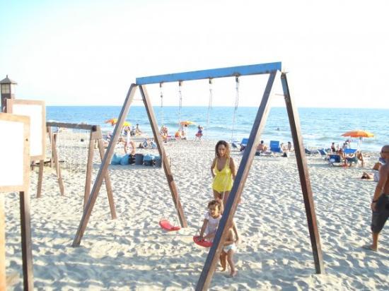 Lido di Ostia, อิตาลี: Lido Ostia - pláž