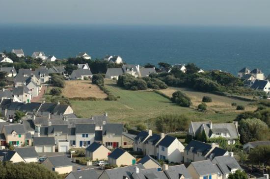 Photo batz sur mer france pris du haut du clocher batz sur mer loire atlantique tripadvisor - Office du tourisme batz sur mer ...