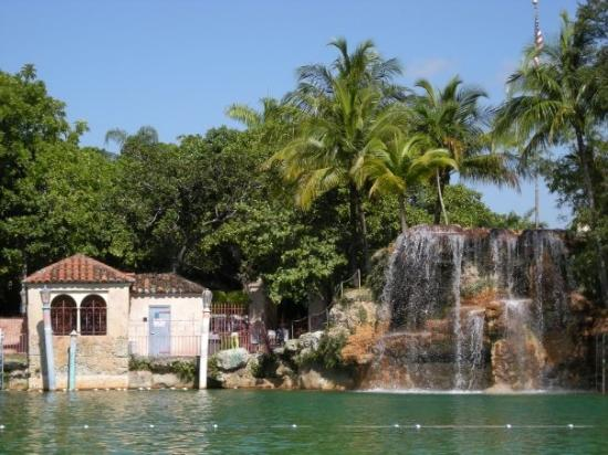 de Venetian Pool in Coral Gables