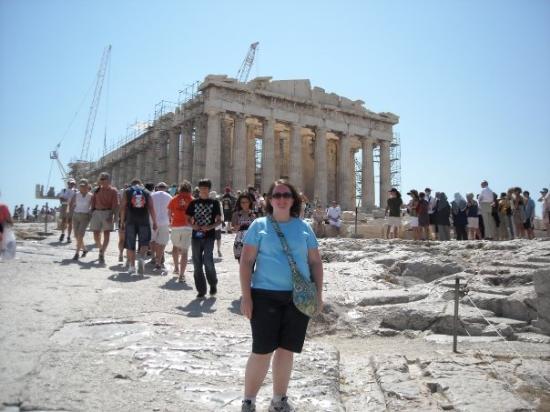 พิพิธภัณฑ์อะโครโปลิส: This was taken at the Acropolis and it is for Jack's desk!