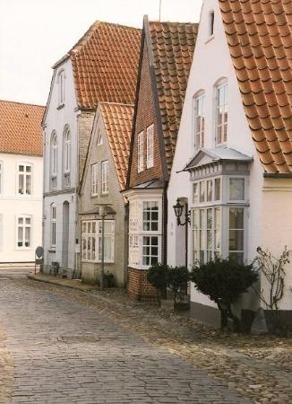 Toender, เดนมาร์ก: Tondern, Daenemark, Maerz 2002