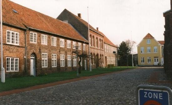 Toender, الدنمارك: Tondern, Daenemark, Maerz 2002