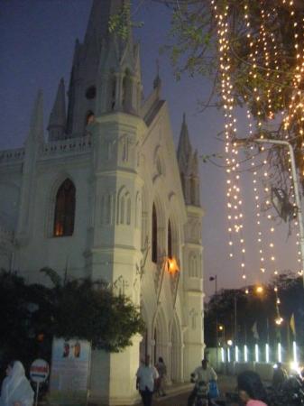 San Thome Church Photo