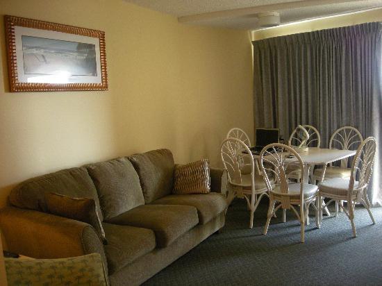 水族海灘飯店照片