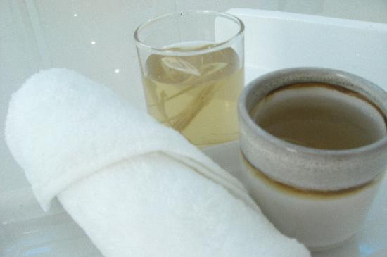 Sala Spa Massage : 清潔な雰囲気できれいな整備