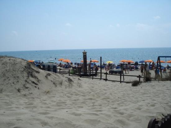 Lido Di Ostia Hotels Beach
