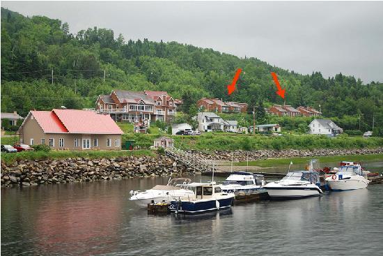 Chalets sur le Fjord : Condos