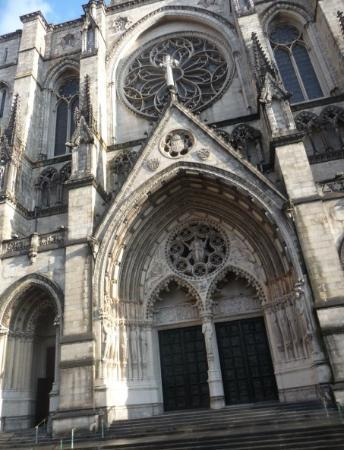 Cathedral Church of Saint John the Divine ภาพถ่าย