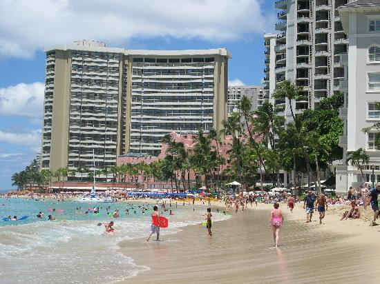 Sheraton Waikiki Hotel Rooms