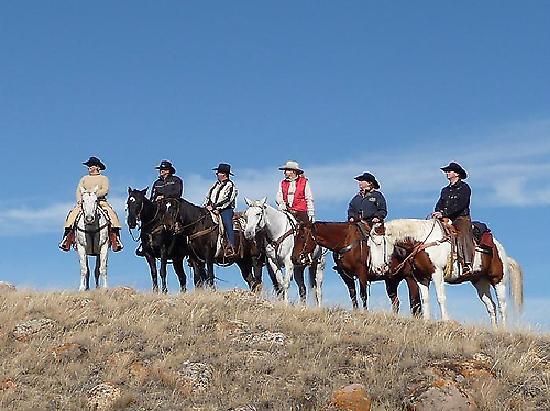 La Reata Ranch: Met onze groep