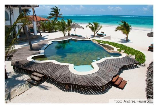 Waterlovers Beach Resort: la piscina a forma di tartaruga