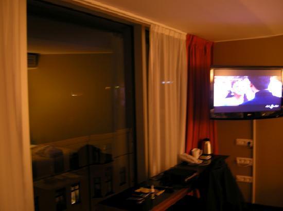 Clarion Hotel Amaranten: camera