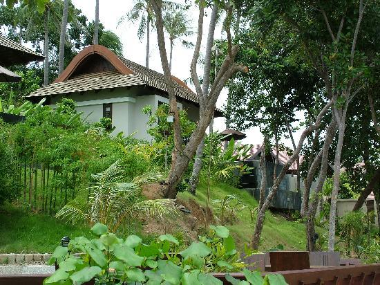Bhundhari Spa Resort & Villas Samui: Beach villa