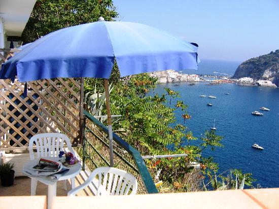 Hotel Lumihe: le camere con vista sul mare