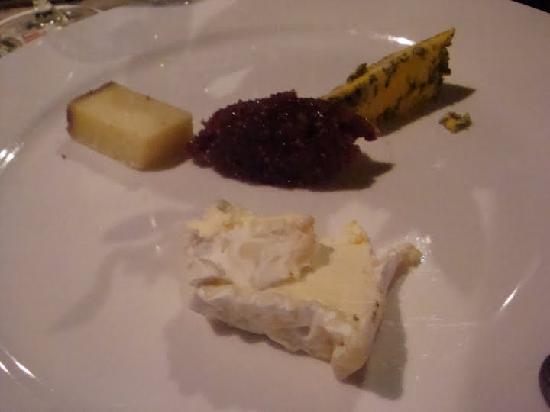 Van Harte : Cheese Plate