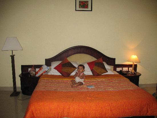 Vythiri, الهند: Our room- suit