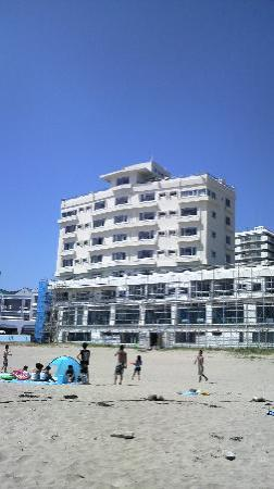 Onjuku Umino Hotel: 外見