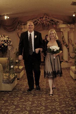 Belleza - A Boutique Chapel: Our wedding day