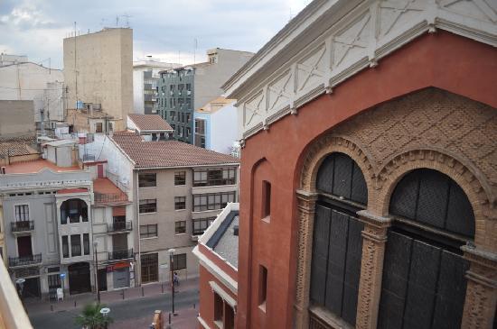 NH Castellón Mindoro: Vistas desde la habitacion
