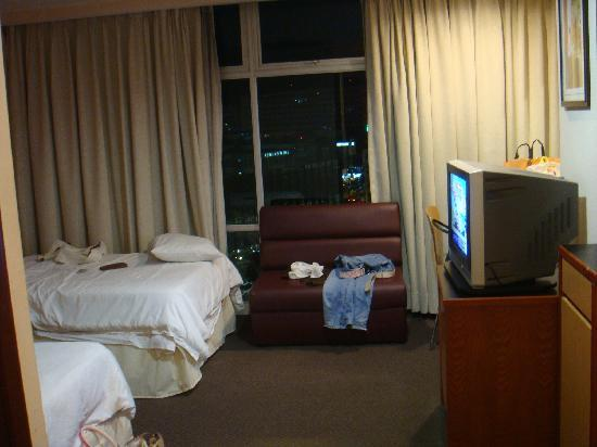 King Park Hotel Kota Kinabalu: superior twin room