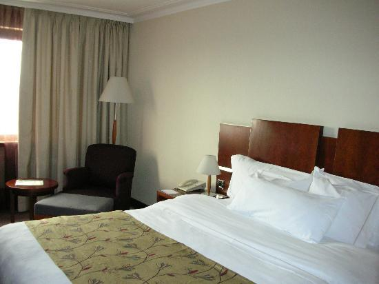 The Westin Zagreb: Our room