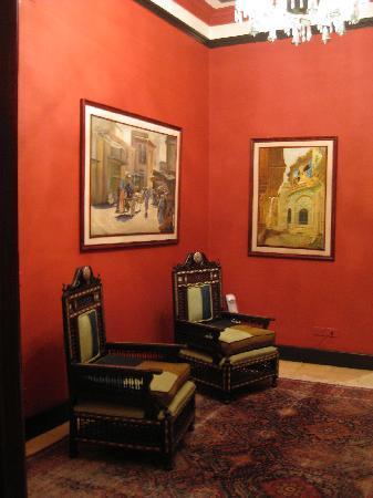 Talisman Hotel de Charme: parlor
