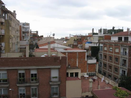 Aparthotel Bertran: View from roof