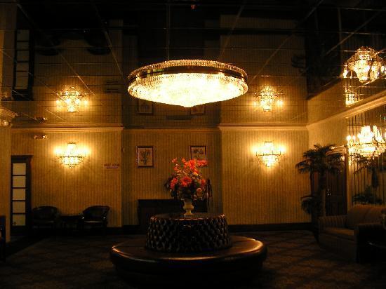Rodeway Inn Capri: Lobby