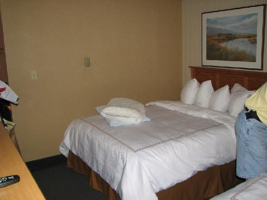 BEST WESTERN PLUS GranTree Inn: Double queen room