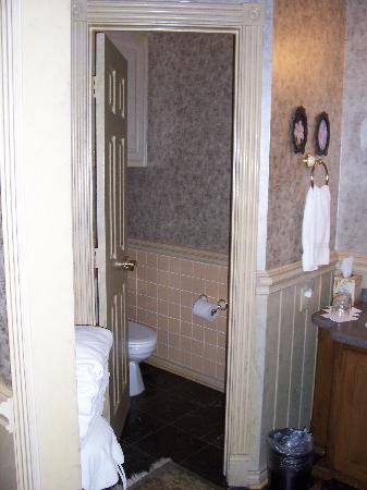 Kiepersol Estates Bed and Breakfast : Bathroom