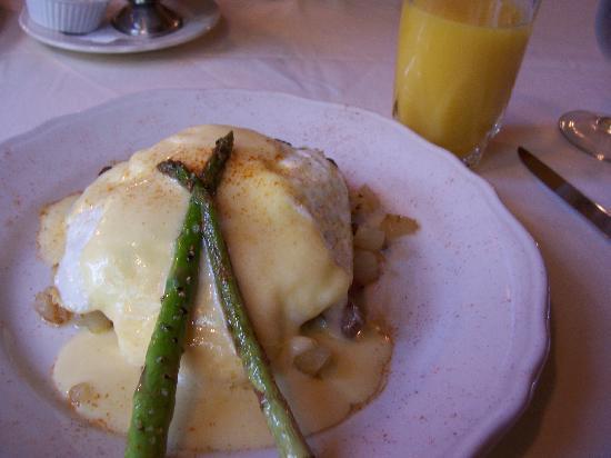 """Kiepersol Estates Bed and Breakfast : """"Eggs Benedict"""""""