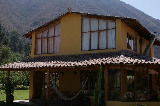 El Huerto Paraiso Sacred Valley Lodge: Main Building & Lobi
