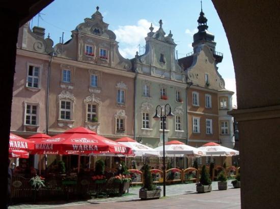 Opole, Polônia: Rynek Old Town