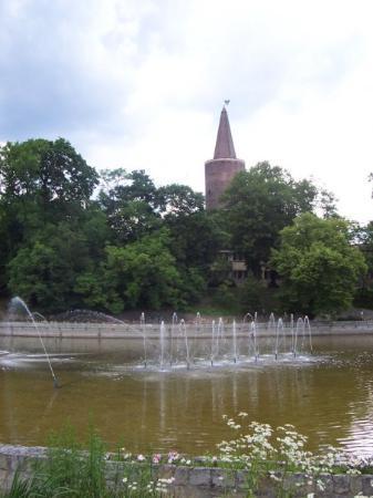 Opole, Poland: Wieża Piastowska Piastowska Tower