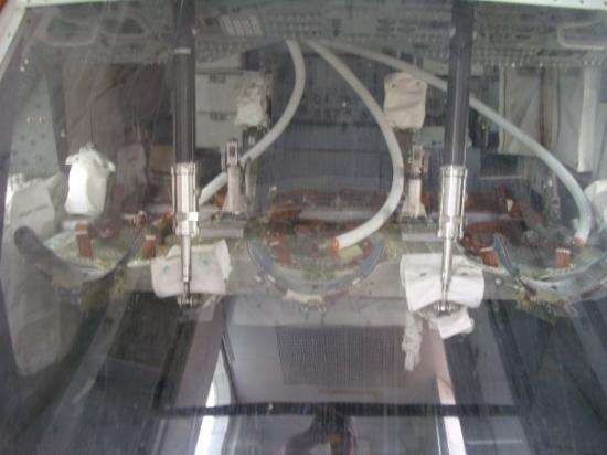inside apollo capsule houston - photo #2