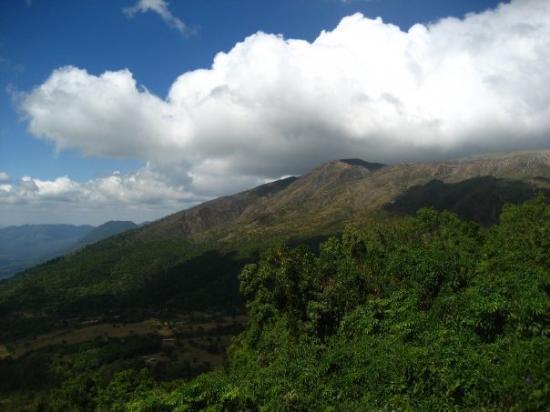 Santa Ana, El Salvador: Volcán Santa Aana!